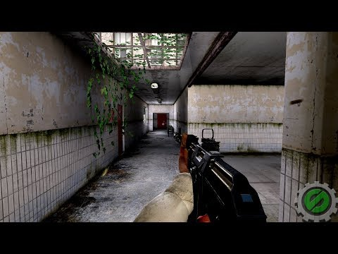 Game Maker: Studio - 3D Post Apocalyptic First Person Shooter