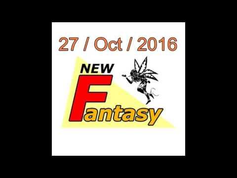 New Fantasy 27 de Octubre del 2016 en Nova Onda