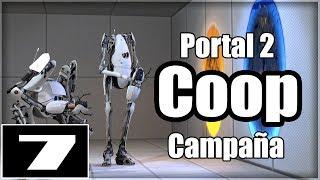 PC l Portal 2 l Coop l # 7 l c/Haruhi ¡A POR LOS GELES DE COLORES!