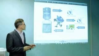 Умный кулер сам закажет воду через интернет(«Умный кулер» - это кулер для бутилированной воды, оборудованный умной электронной начинкой (изобретение),..., 2013-11-08T11:00:29.000Z)