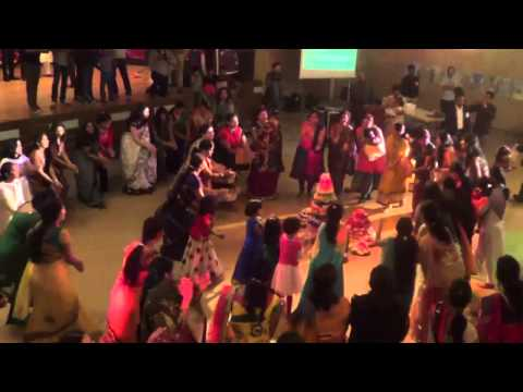 Bathukamma celebrations in Denmark