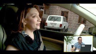 Taxi Battle. Episode 3. Elena Borisenko vs Yervand Gharibyan. 21.08.2018