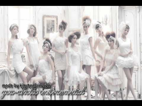 SNSD - you aholic instrumental