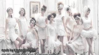SNSD - you aholic instrumental