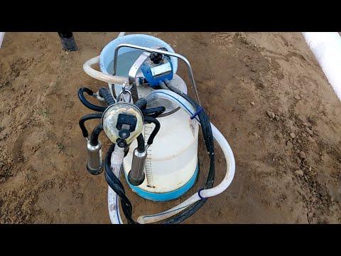 "Cow/Buffalo Milking Machine ""Dudh Nikalne ki Machine"" HD Video"