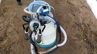 Cow/Buffalo Milking Machine