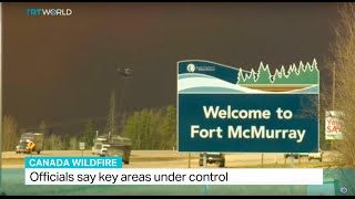 Experts say Canada wildfire could continue for months, Tetiana Anderson reports