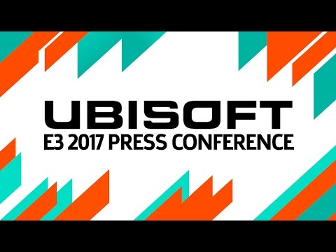 Ubisoft Full E3 2017 Press Conference