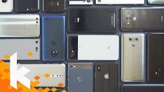 Die besten Smartphones 2017 / 2018