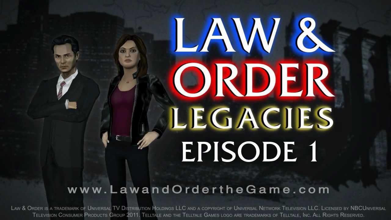 Law & Order: Legacies - Episode 1: Revenge Trailer