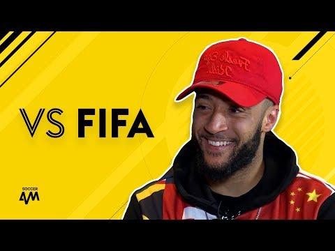 NATHAN REDMOND VS FIFA 17! 🔥🔥🔥