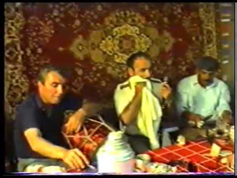 Binə Toyu 1990 -5 Firdovsi Əsədullayev Klarnet