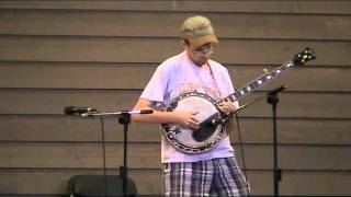 Cumberland Gap, Jeremy Stephens, 10th Place Galax Banjo 8-10-2011.mpg