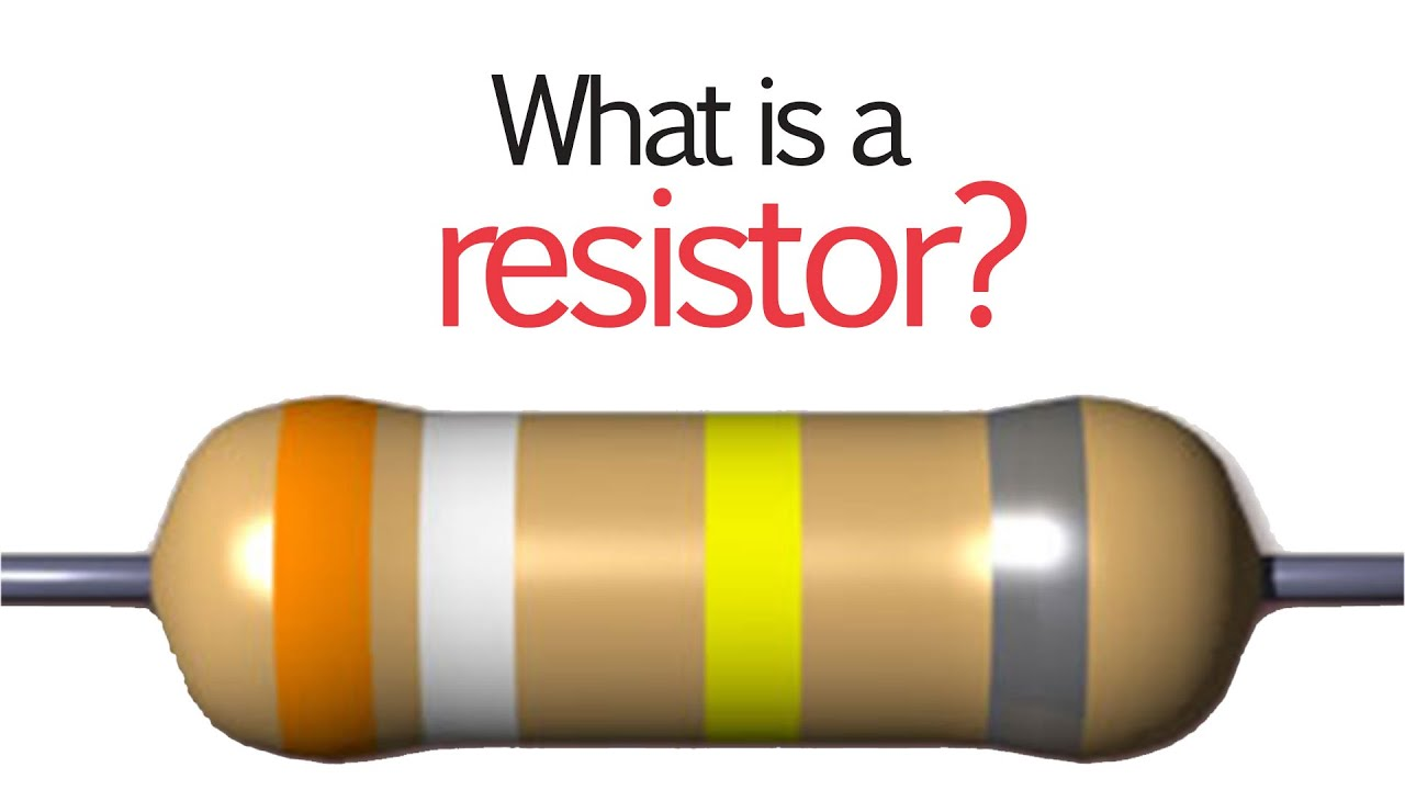 What is a resistor  YouTube