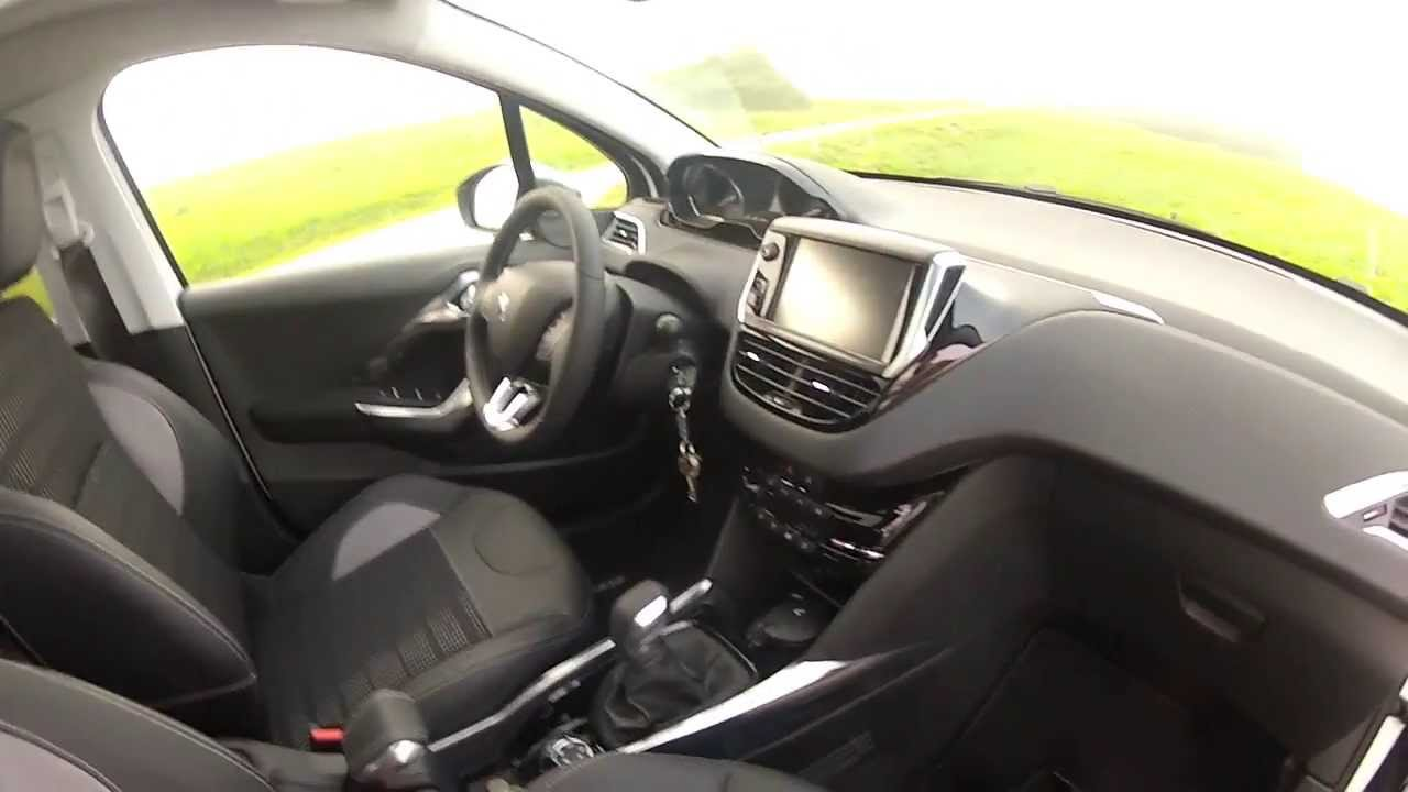 My Peugeot 2008 Allure E-HDI 92Cv - YouTube