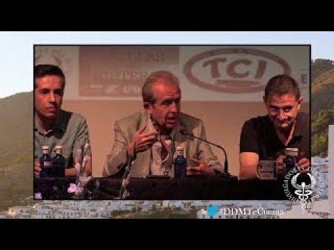 Mesa redonda con el Grupo Hepta, Pedro Amoros, Juan Rada y TCI España