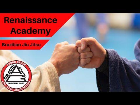Brazilian Jiu Jitsu at The Renaissance Academy in Lynchburg, VA