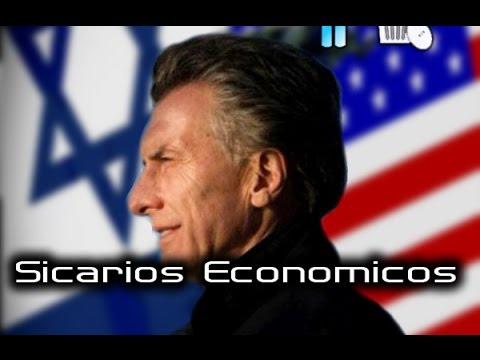 Macri el sicario Economico 2015