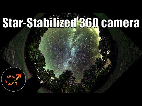 Star-Stabilizing the Entire Sky (spherical distortion)