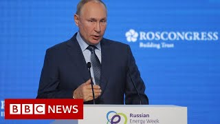 Russia denies weaponising energy amid Europe gas crisis - BBC News