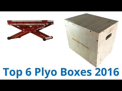 6 Best Plyo Boxes 2016