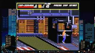 Streets of Rage Speed run in 25:24