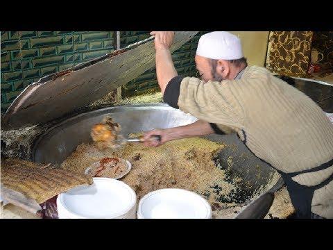 Uzbek Rice   Uzbek Pulao Qissa Khawani Peshawar