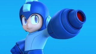 Super Smash Bros. Megaman Trailer - E3 2013