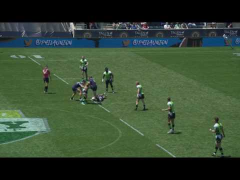 CRC 2017 Men's 7s Rugby LIFE vs.  Notre Dame