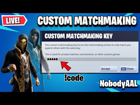(ASIA) CUSTOM MATCHMAKING SOLO/DUO/SQUAD SCRIMS FORTNITE LIVE / PS4,XBOX,PC,MOBILE