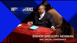 2020 JULY 10 :  BISHOP GREGORY NEWMAN  -  MSC VIRTUAL COUNCIL FLASHBACK