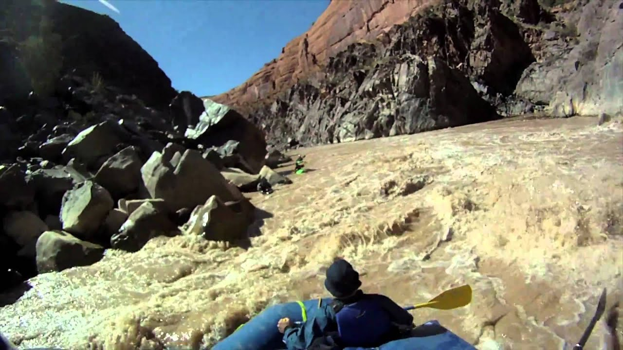 Westwater Rapids Colorado River Youtube