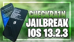Checkrain Jailbreak [Updated for iOS 13.2.3] - Jailbreak iOS 13.2.3 Without COMPUTER (Tutorial)