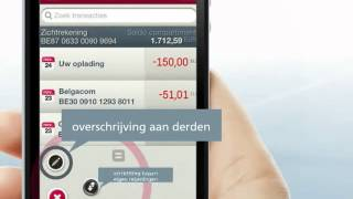 Belfius Direct Mobile App