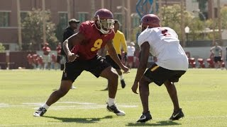 'The Drive' preview: Adoree' Jackson, JuJu Smith-Schuster challenge each other at every USC practice