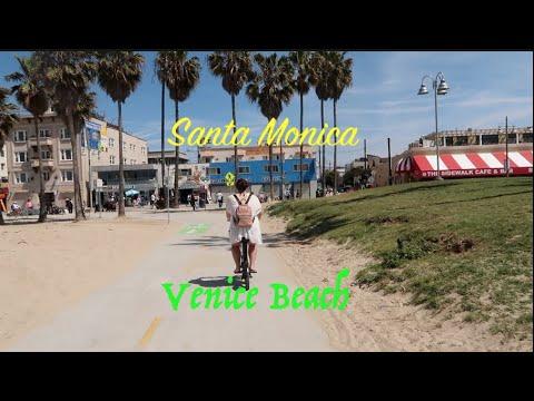 Santa Monica/Venice Beach Vacation!!