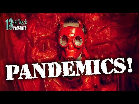 Episode 183 - Pandemics! Coronavirus, The Black Death, Spanish Flu, and More!