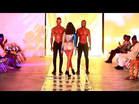 African Twins Fashion Week Ghana 17