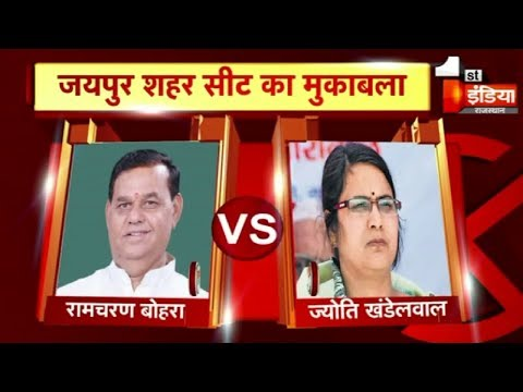 Quickly Know, The political equation of Jaipur Lok Sabha seat