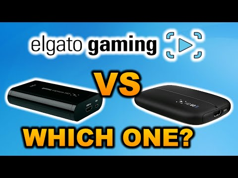 SHOULD YOU BUY THE ELGATO GAME CAPTURE HD OR THE HD 60S ?
