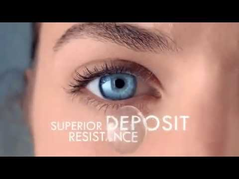 Cibavision Air Optix Aqua Contact Lenses Youtube