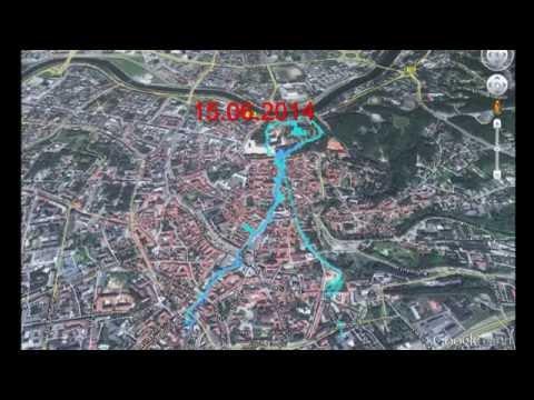 Vilnius (Wilna) - Litauen - Juni 2014