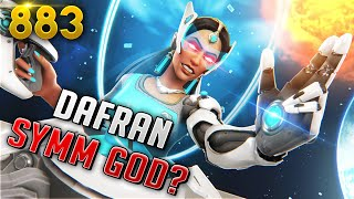 DAFRAN: The NEW SYMM GOD!! | Overwatch Daily Moments Ep.883 (Funny and Random Moments)