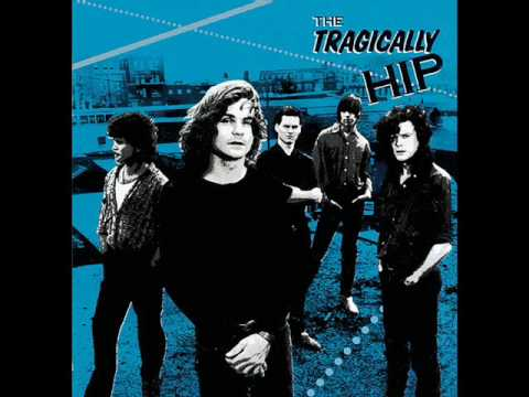 The Tragically Hip - Small Town Bringdown - YouTube