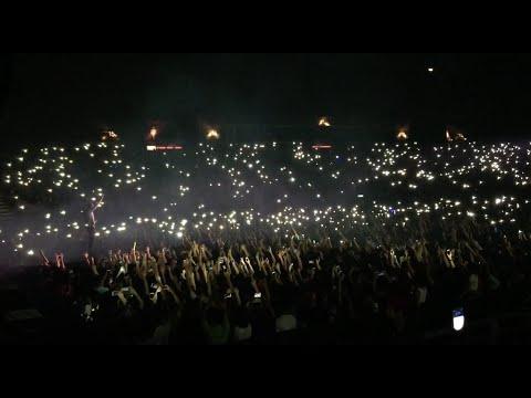 Imagine Dragons Smoke + Mirrors Tour   Hong Kong Stop 2015  Forever Young
