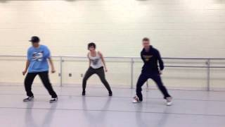 Scream & Shout - Will.i.am. choreography