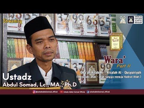 "live-streaming- -""-qira'ah-kitab-arrisalah-al-qushairiyyah-(-wara'-)-""- -live---pekanbaru,-riau"