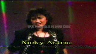 Nicky Astria - Gersang (Original Music Video & Clear Sound)