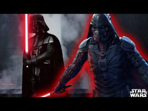 Why Darth Vader Constantly Made Changes To His Suit Star Wars Explained Youtube