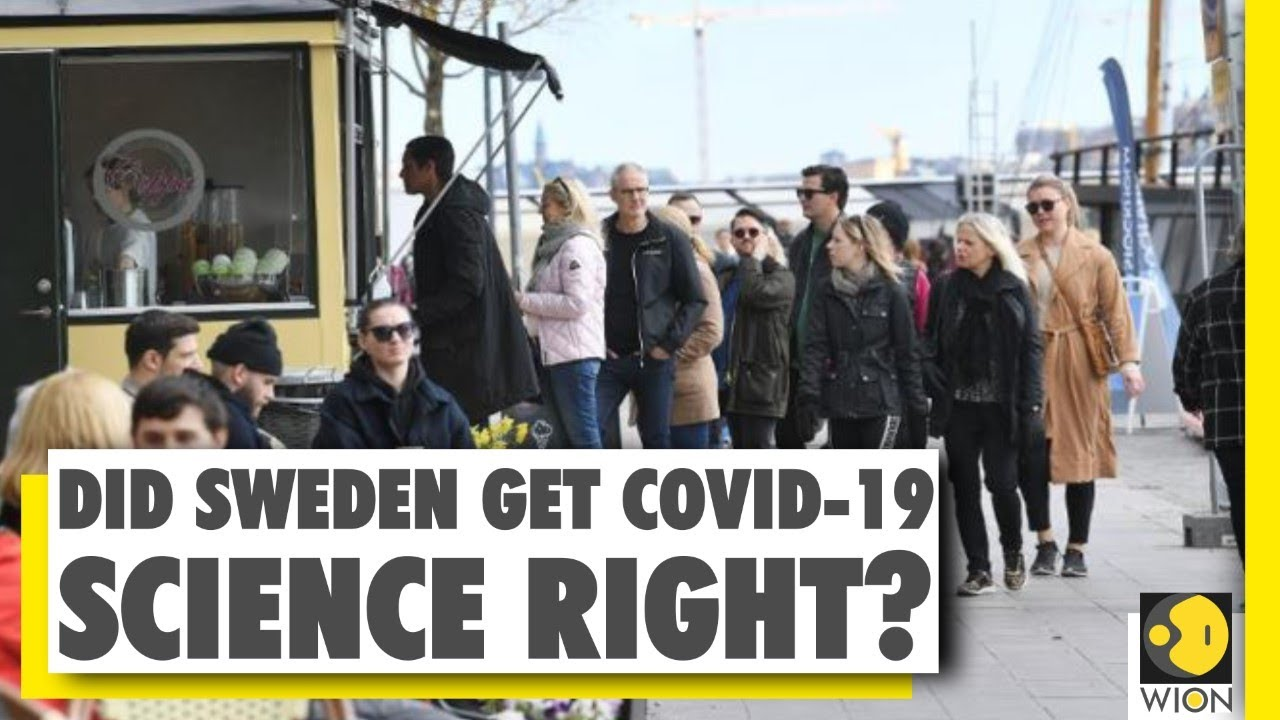 Were Sweden wrong to reject coronavirus? | COVID-19 Pandemic